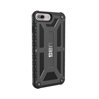 iPhone 8 Plus/7 Plus/6S Plus/6 Plus UAG Black (Graphite) Monarch Series case