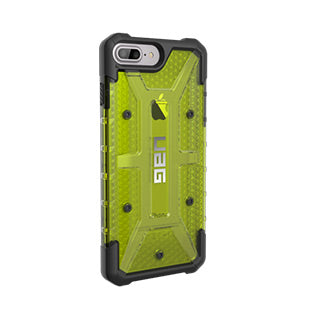 iPhone 8 Plus/7 Plus UAG Citron/Black Plasma Series case