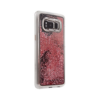 Samsung Galaxy S8 Case-mate Rose Gold Waterfall case