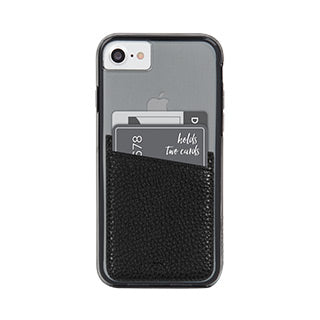 Universal Case-mate Black ID Pocket