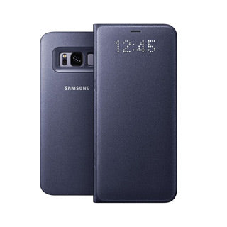 Samsung Galaxy S8 OEM Violet LED View Cover