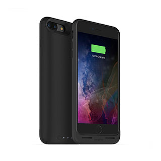 iPhone 8 Plus/7 Plus mophie black juice pack air case