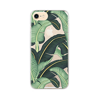 iPhone 8/7/6S/6 FLAVR Banana Leaves iPlate case
