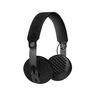 The House of Marley Black Rise BT Headphones