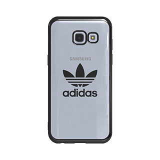newest 84604 8c2a8 Samsung Galaxy A5 (2017) ADIDAS Gunmetal Clear TPU Case