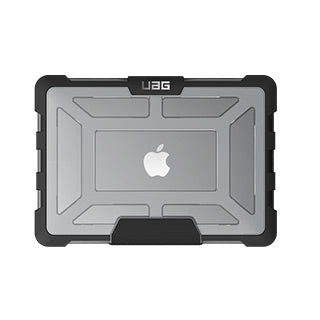 "Apple Macbook Pro 13"" (4th Gen) UAG Ice/Black Plasma case w/ Touchbar"
