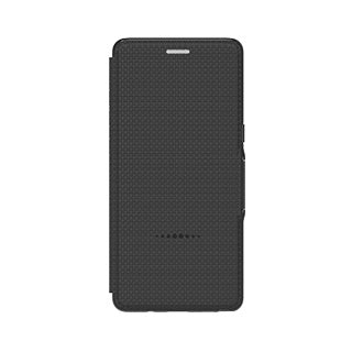 Samsung Galaxy Note 8 Gear4 D3O Black Oxford BookCase
