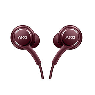Samsung OEM Red AKG In Ear Headphones
