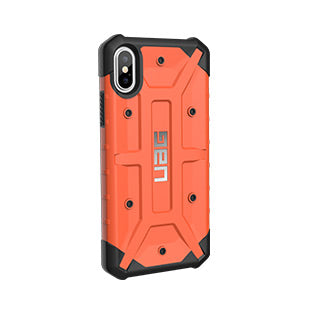 iPhone X/Xs UAG Rust/Black Pathfinder Series case