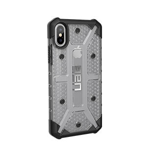 iPhone X/Xs UAG Ice/Black Plasma Series case
