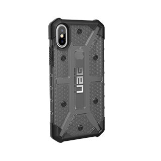 iPhone X/Xs UAG Ash/Black Plasma Series case