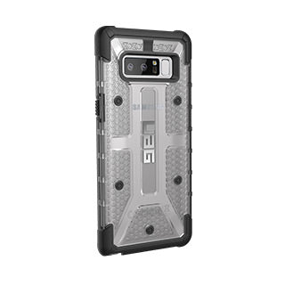Samsung Galaxy Note 8 UAG Ice/Black Plasma Series case