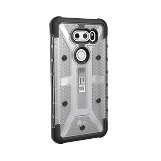 LG V30 UAG Ice/Black Plasma Series case