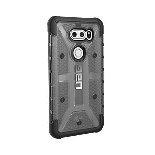 LG V30 UAG Ash/Black Plasma Series case