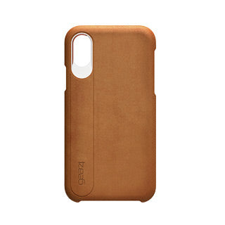 iPhone X/Xs Gear4 D3O Tan Leather Knightsbridge case