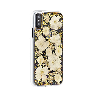 iPhone X Case-Mate Karat Petals