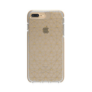 iPhone 8 Plus/7 Plus/6S Plus/6 Plus Gear4 D3O Geometric Gold Victoria case
