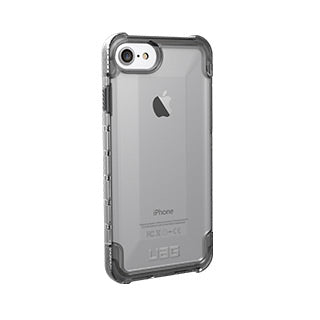 iPhone 8/7/6S/6 UAG Clear (Ice) Plyo Series case
