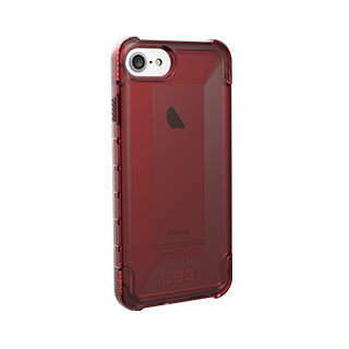 iPhone 8/7/6S/6 UAG Red/Black (Crimson) Plyo Series case