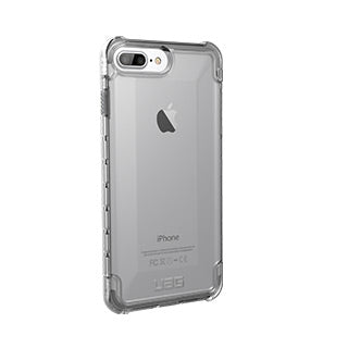 iPhone 8 Plus/7 Plus/6S Plus/6 Plus UAG Clear (Ice) Plyo Series case