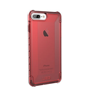 iPhone 8 Plus/7 Plus/6S Plus/6 Plus UAG Red/Black (Crimson) Plyo Series case