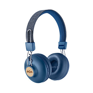 The House of Marley Denim Positive Vibrations BT Headphones