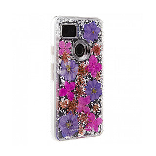 Google Pixel 2 XL Case-mate Purple Karat Petals case