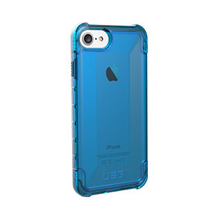 iPhone 8/7/6S/6 UAG Blue/Clear (Glacier) Plyo Series case