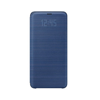 Samsung Galaxy S9 Plus OEM Blue LED View Cover