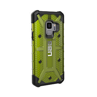 Samsung Galaxy S9 UAG Citron/Black Plasma Series case