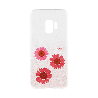 Samsung Galaxy S9 FLAVR Gloria Real Flower iPlate case