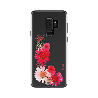 Samsung Galaxy S9 Plus FLAVR Sofia Real Flower iPlate case