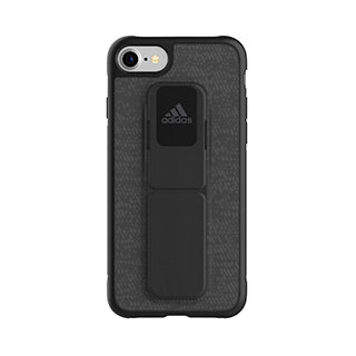 iPhone 8/7/6S/6 ADIDAS Black Grip Snap Case