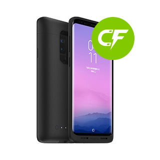 Samsung Galaxy S9 Plus mophie black juice pack case