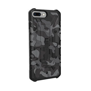 iPhone 8 Plus/7 Plus/6S Plus/6 Plus UAG Midnight Camo Pathfinder Series case