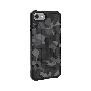 iPhone 8/7/6S/6 UAG Midnight Camo Pathfinder Series case