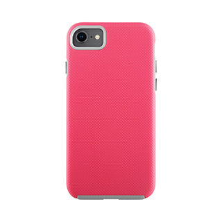 iPhone 8/7 Xqisit Pink Armet Protective case
