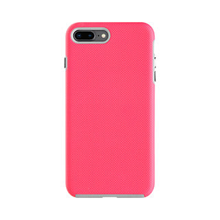 iPhone 8 Plus/7 Plus Xqisit Pink Armet Protective case