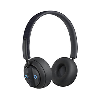 JAM Black Out There ANC Bluetooth On-Ear Headphones