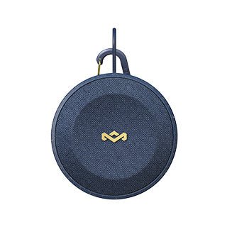 The House of Marley Blue No Bounds Bluetooth Speaker
