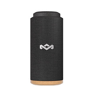 The House of Marley Black No Bounds Sport Bluetooth Speaker
