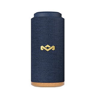 The House of Marley Blue No Bounds Sport Bluetooth Speaker