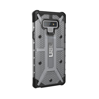 first rate 7a778 fd862 Samsung Galaxy Note 9 UAG Ice/Black Plasma Series case