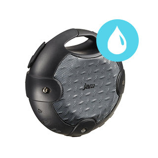 JAM Black Xterior BT Waterproof Speaker