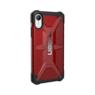 iPhone XR UAG Red/Black (Magma) Plasma Series case