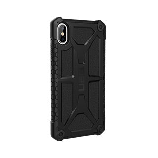 iPhone Xs Max UAG Black Monarch Series case