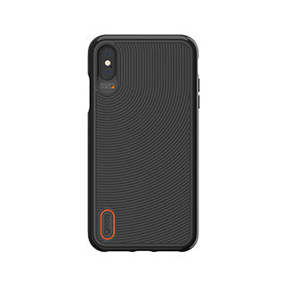 iPhone Xs Max Gear4 D3O Black Battersea Case