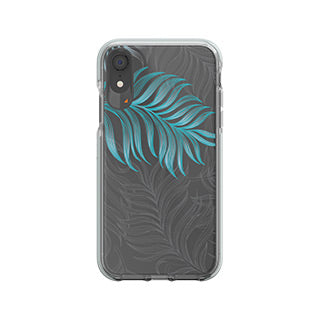 iPhone XR Gear4 D3O Emerald Teal (Jungle) Victoria Case