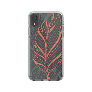 iPhone XR Gear4 D3O Blush (Tribal Leaf) Victoria Case