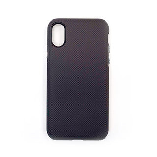 iPhone X/Xs Xqisit Black Armet Protective case
